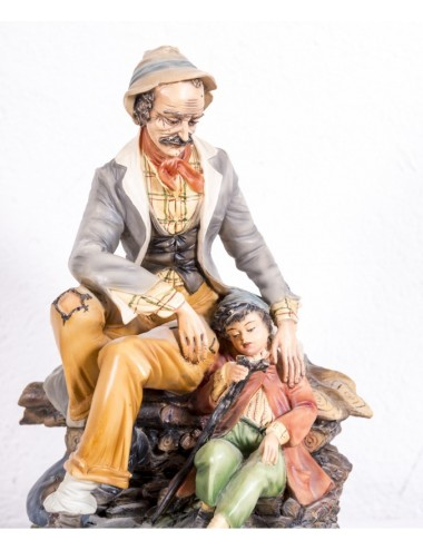 Figura Decorativa Grand Pere