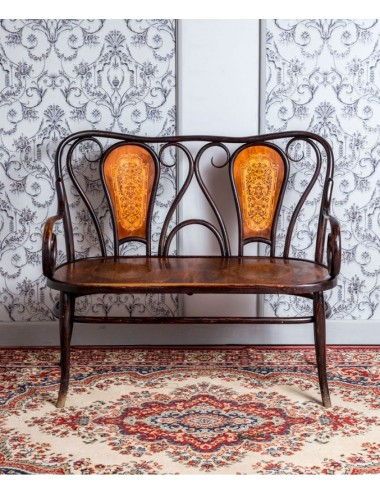 Banco Thonet Antiguo